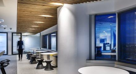 Supatile-Slat-Lift-And-Shift-In-Driftwood-For-Office-Feature-Ceiling (2)